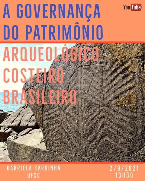 CEBIMário: A governança do patrimônio arqueológico costeiro brasileiro: desafios e oportunidades